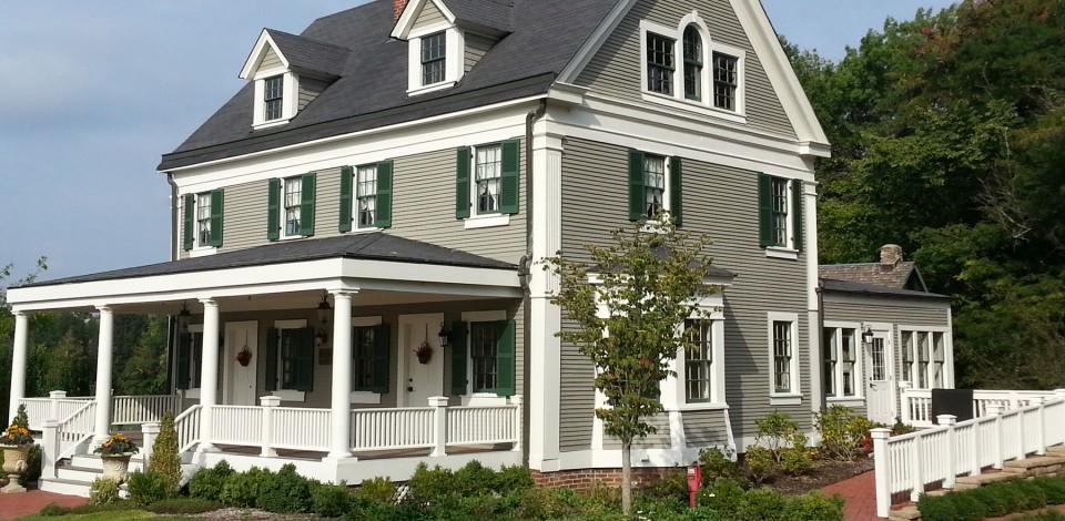 The Historic Ambassador House