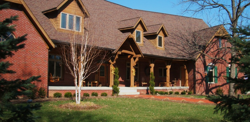 Indian lake Custom Home